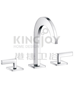 (KJ836T000) 3-hole basin mixer deck-mounted