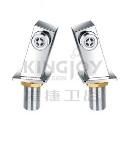 (KJ9001202) Deck bath mixer holders