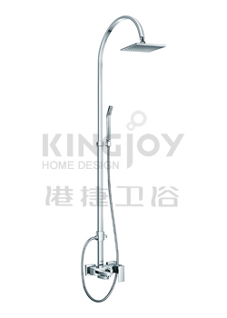 (KJ8067023) Single Lever Bath/Shower Mixer