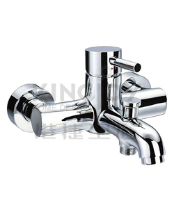 (KJ807B001) Single lever bath/shower mixer