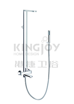 (KJ8157003) Single lever bath/shower mixer