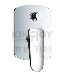 (KJ805X000) Single lever concealed bath/shower mixer with diverter
