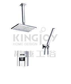 (KJ8067209) Single lever concealed shower mixer