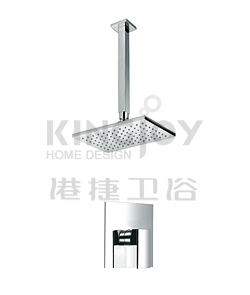 (KJ8067210) Single lever concealed shower mixer