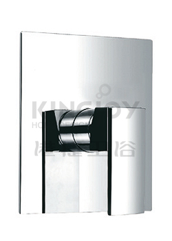 (KJ806Y000) Single lever concealed shower mixer without diverter