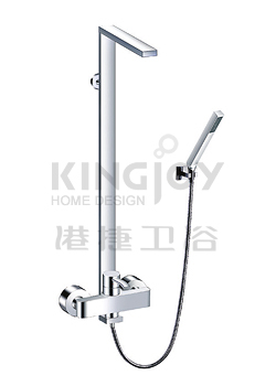 (KJ8127002) Single lever shower mixer