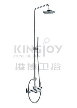 (KJ8167001) Single lever shower mixer