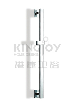 (KJ8067107) Slide rail set with handshower and flexible hose