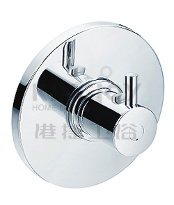 (KJ8074102) Thermostatic concealed mixer