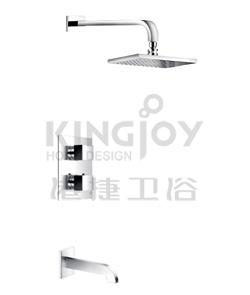(KJ8368401) Thermostatic shower mixer