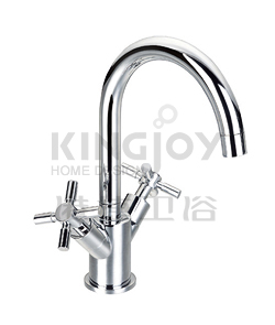 (KJ821A000) Two-handle mono basin mixer