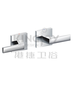 (KJ8027520) Wall cold/hot water control