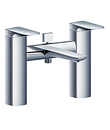 (KJ805M000) 2-hand bath/shower mixer deck-mounted