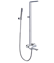 (KJ8087003) Single lever bath/shower mixer