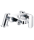 (KJ808M001) Single lever bath/shower mixer