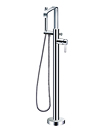 (KJ812M001) Single lever bath/shower mixer