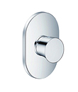 (KJ815Y000) Single lever concealed 4-way shower or basin mixer without diverter