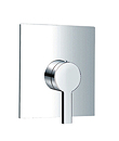 (KJ816Y000) Single lever concealed 4-way shower or basin mixer without diverter