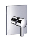 (KJ812Y000) Single lever concealed shower mixer without diverter