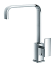 (KJ806I000) Single lever mono basin mixer