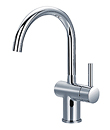 (KJ807A002) Single lever mono basin mixer