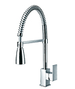 Single lever mono spring sink mixer