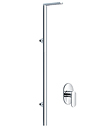 (KJ8087009) Single lever shower mixer