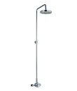 (KJ8077007) Thermostatic shower mixer with rain shower