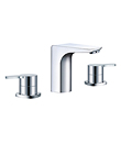 (KJ805T000) Two-handle basin mixer deck mounted
