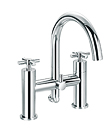 (KJ821M000) Two-handle bath/shower mixer
