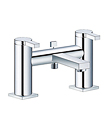 (KJ816M000) Two-handle deck bath/shower mixer