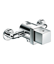 (KJ8064712) Wall thermostatic shower mixer with diverter