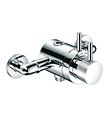 (KJ8074700) Wall thermostatic shower mixer with diverter